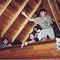 19971114 畢業旅行枕頭戰2