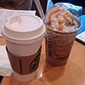 有次組的例會跑去星巴克,謝謝牛牛頃的咖啡!