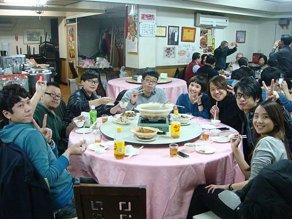 20120120 歲末聚餐