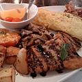 青豆餐廳的 brunch