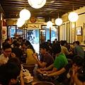 擂茶的地方(在北埔客家庄的樣子)