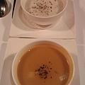 南瓜湯和巧達湯