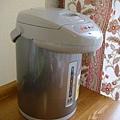 我買的新的熱水壺