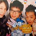 我、JASON、日本人 ibuki 和欣頤