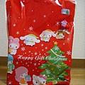接近聖誕節了...買個禮物都會包裝成這樣