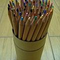 我在無印買的色鉛筆
