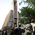 麗庭莊園的假教堂