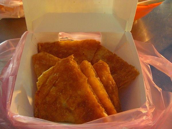 超級好吃的月亮蝦餅,大推!!