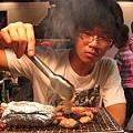 真男人就是要會烤肉!