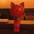 超可愛的貓裝飾ˇˇ