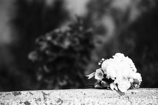 美美的捧花