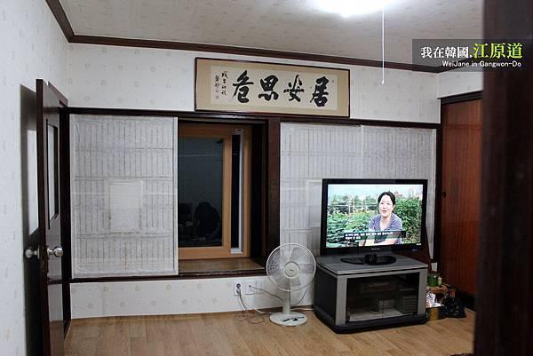 舒適的客廳