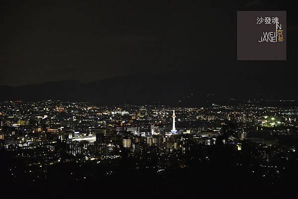 shien took night view