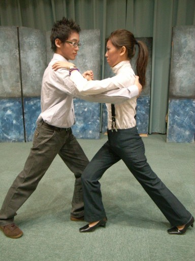 跳起Tango