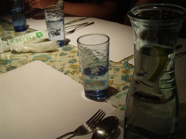 口渴了~來杯水吧