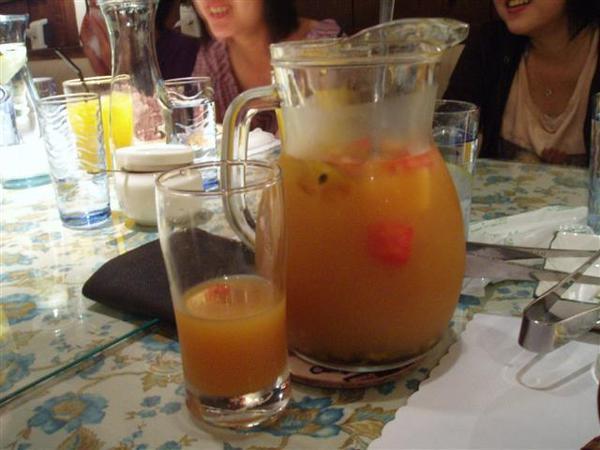 水果茶~讚!!