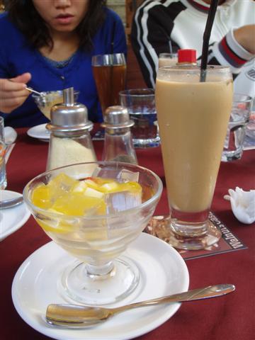 甜點+drinks