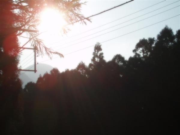清境花墅-快回家的太陽