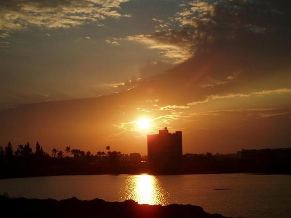 2010台南安平夕陽