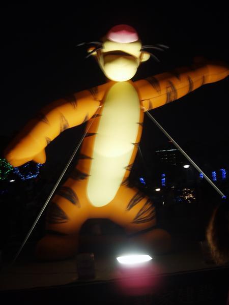 台中元宵燈會-文心公園