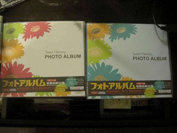 大創自黏式相簿 2本50元(已賣出).jpg