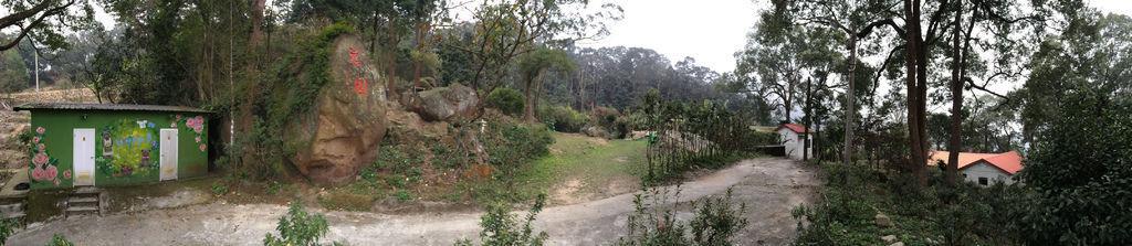 露營區 生態池