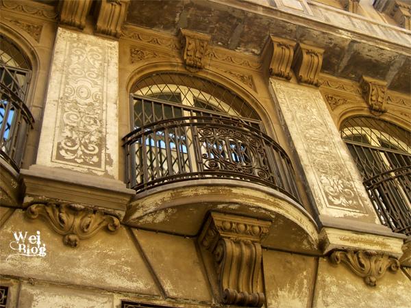 (Barcelona) Las Ramblas 巴塞隆納之蘭布拉大道