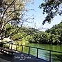 旅行 | 桃园慈湖纪念雕塑公园。美丽的湖面倒影