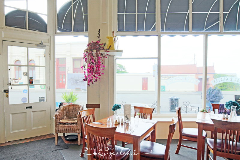 紐西蘭奧馬魯餐廳