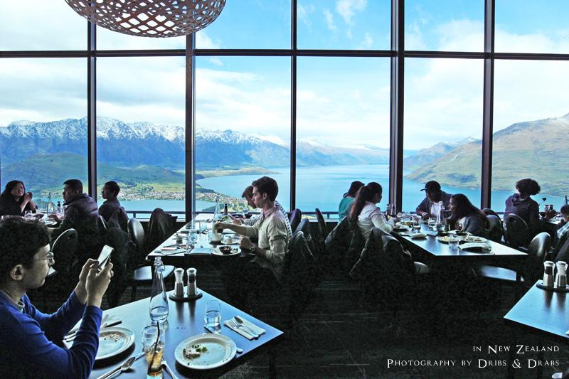 紐西蘭皇后鎮餐廳