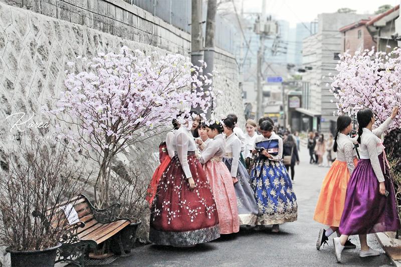 首爾韓服店家整理