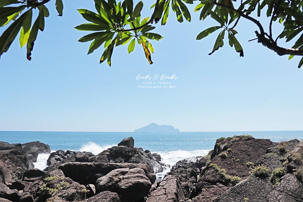 北關海潮公園龜山島