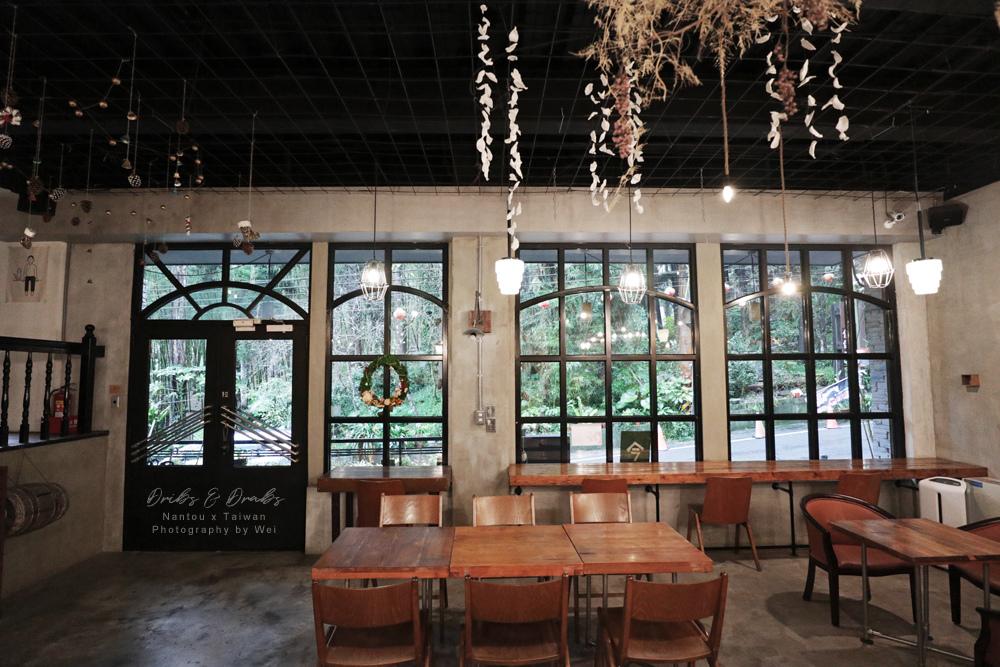 溪頭七天四季咖啡廳