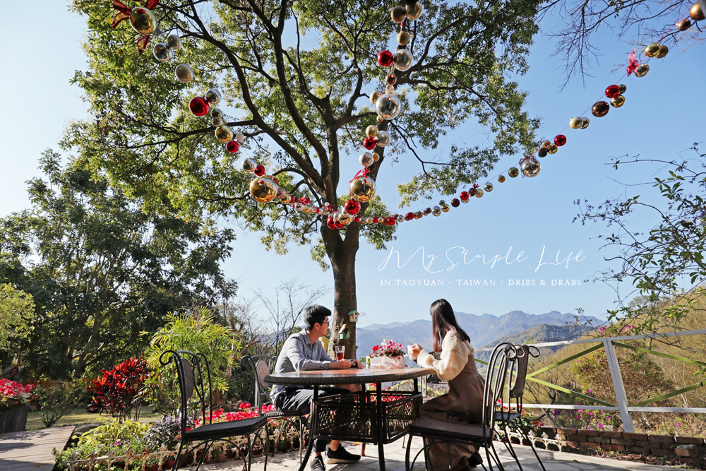 桃園復興民宿普拉多山丘假期景觀餐廳11.jpg