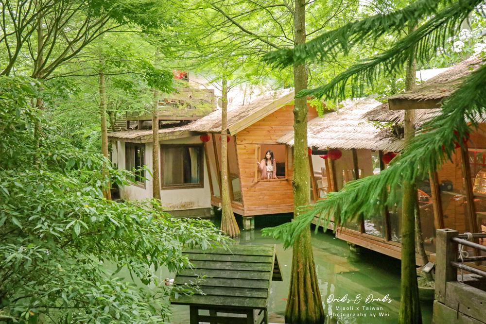 三義卓也小屋民宿景觀餐廳