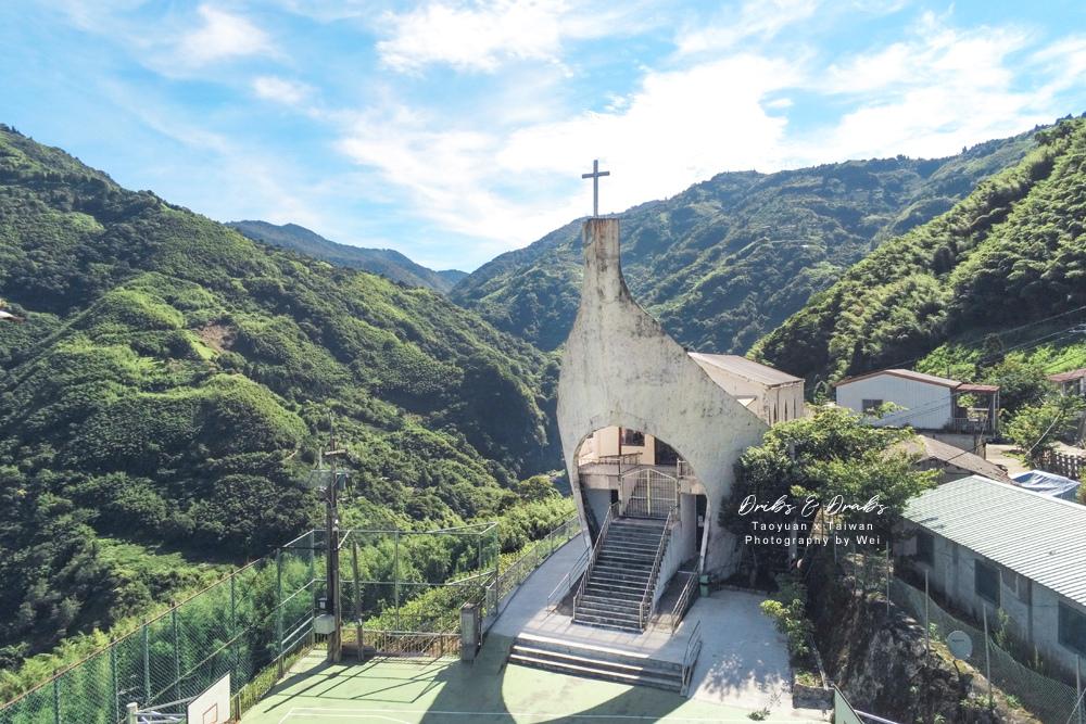 桃園拉拉山秘境諾亞方舟加拉教堂14.jpg