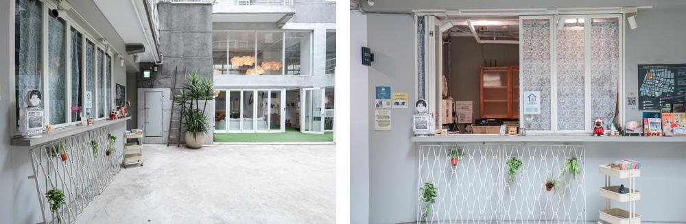 台北青年旅館夾腳拖的家長安12210.jpg
