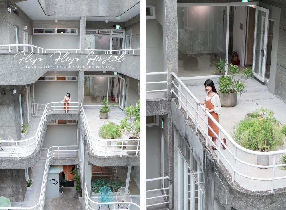 台北青年旅館夾腳拖的家長安12218.jpg