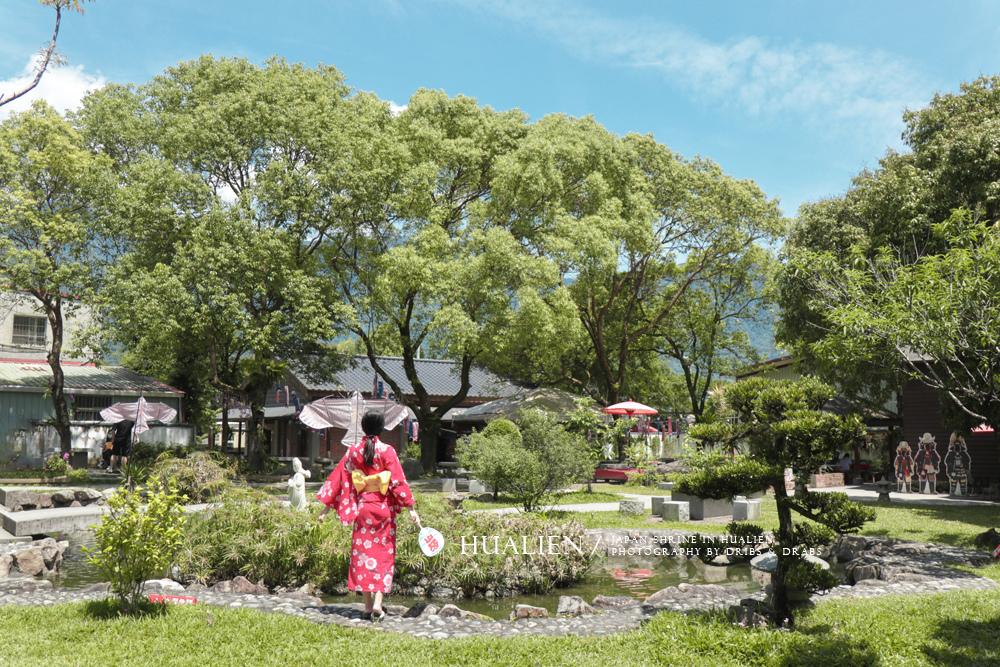 花蓮吉安慶修院浴衣體驗和服體驗日本神社06.jpg