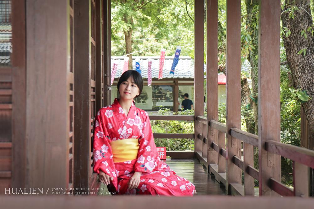 花蓮吉安慶修院浴衣體驗和服體驗日本神社13.jpg