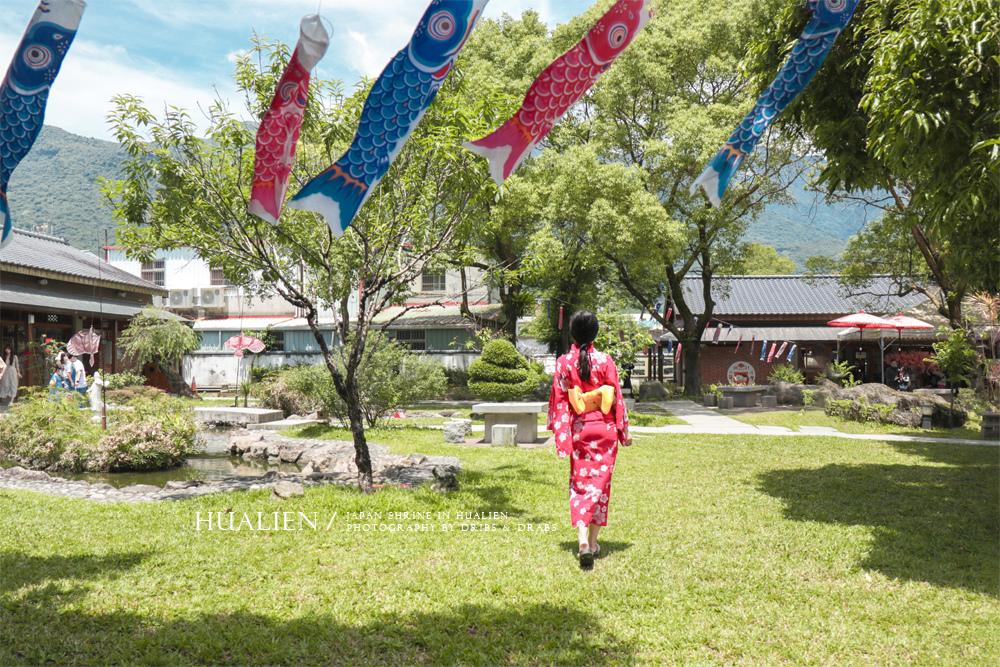 花蓮吉安慶修院浴衣體驗和服體驗日本神社15.jpg