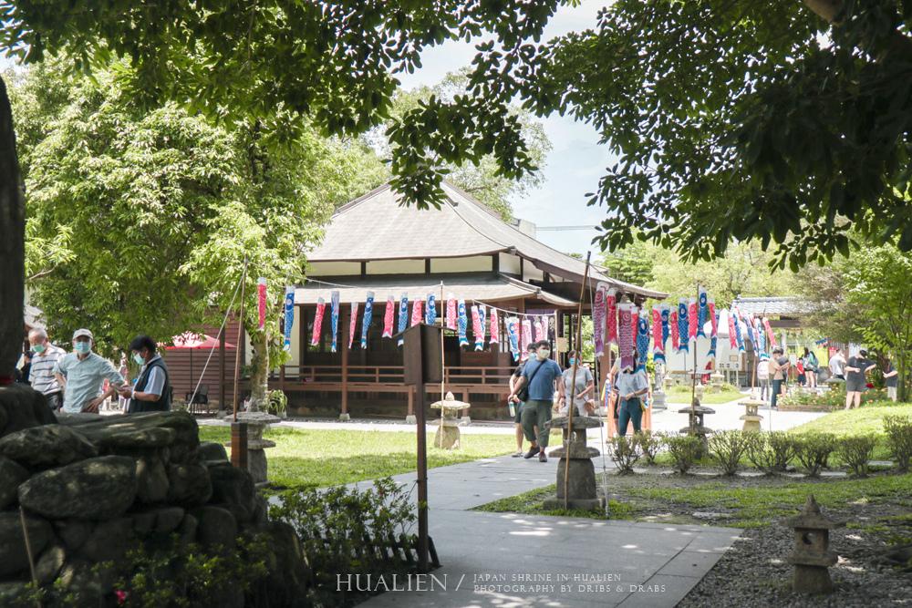 花蓮吉安慶修院浴衣體驗和服體驗日本神社20.jpg