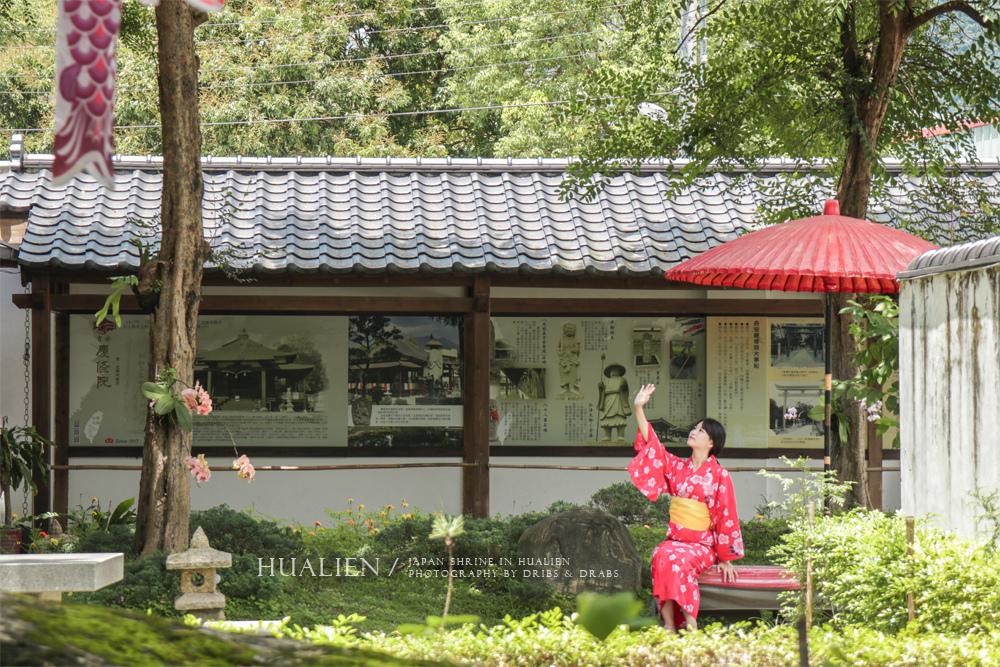 花蓮吉安慶修院浴衣體驗和服體驗日本神社24.jpg