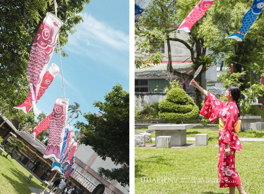 花蓮吉安慶修院浴衣體驗和服體驗日本神社16.jpg