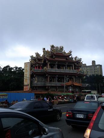 八里廖添丁廟