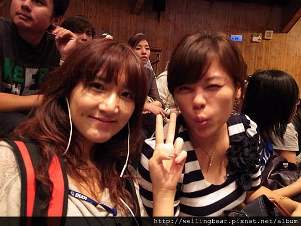 阿芳and me