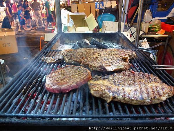 德州碳烤大牛排