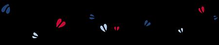 Blog separator