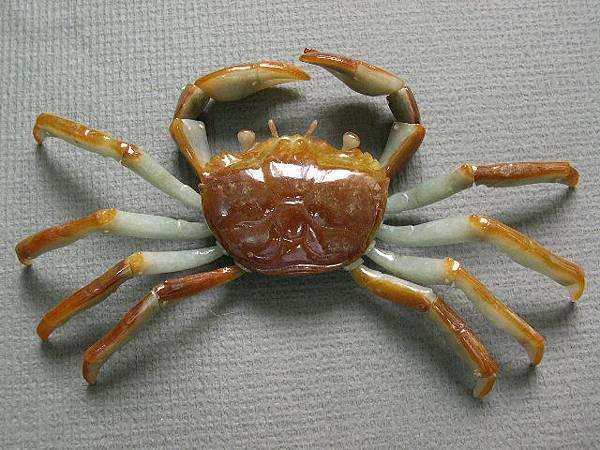 C0088_緬甸玉_活動螃蟹