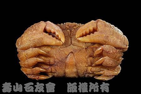 C0364k_壽山石_芙蓉_扇蟹(林樹岳)